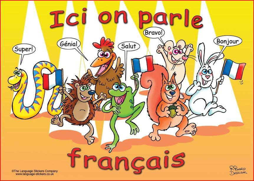 J'aime le français - Parlez français avec confiance ! | 615x862